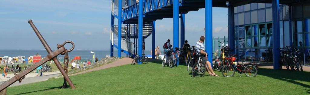 Radwandern in Norddeich und Umgebung